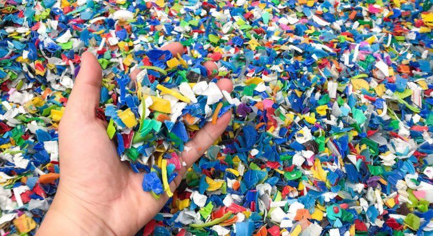 Technisch recyclaat/engineering plastics